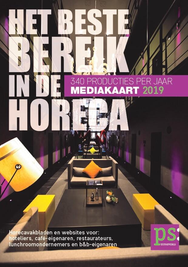 Mediakaart 2019 - print COVER