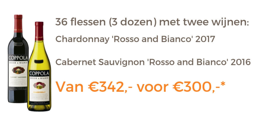 Vinites Francis Ford Coppola Winery - actie