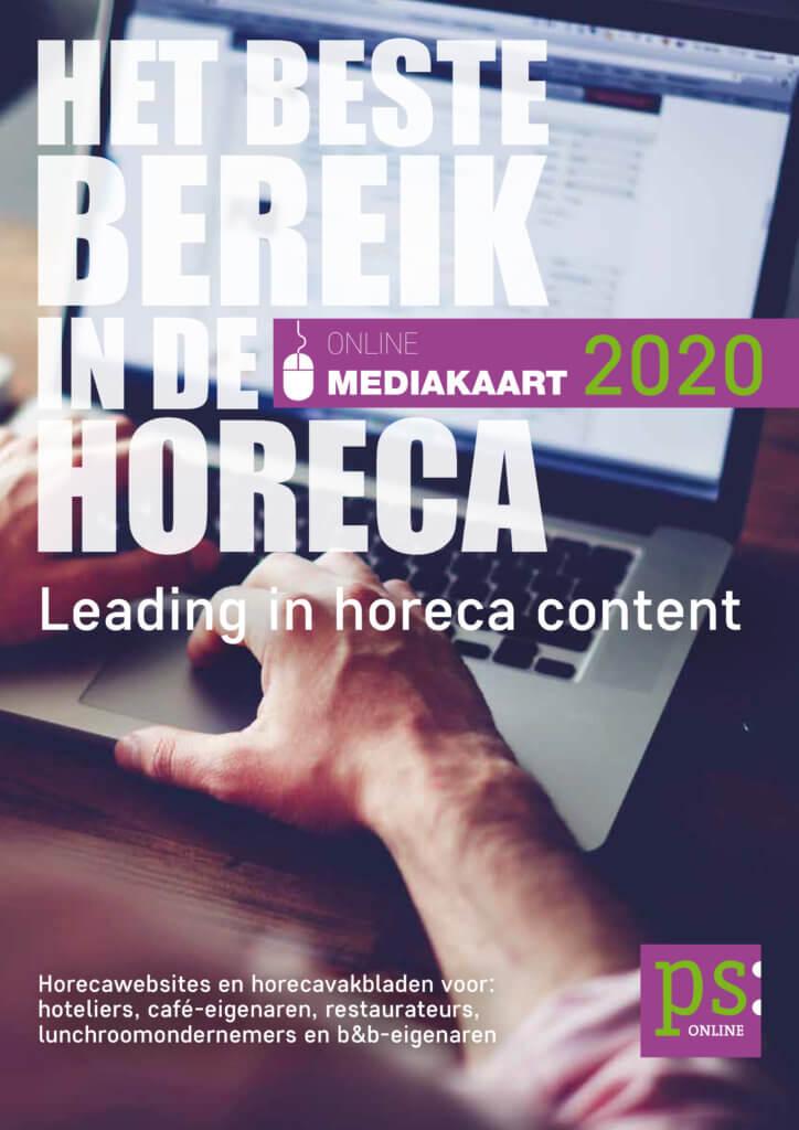 Cover Mediakaart UPS Online 2020